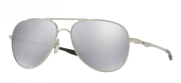 Oakley ELMONT L. Polished Chrome/Chrome Iridium 4119-08