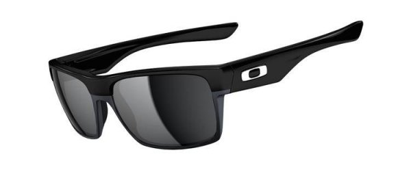 Okulary Oakley TWOFACE Polished Black/Black Iridium OO9189-02