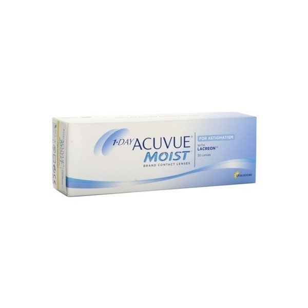 1-Day Acuvue Moist for Astigmatism 1szt. -2,25/-0,75/170