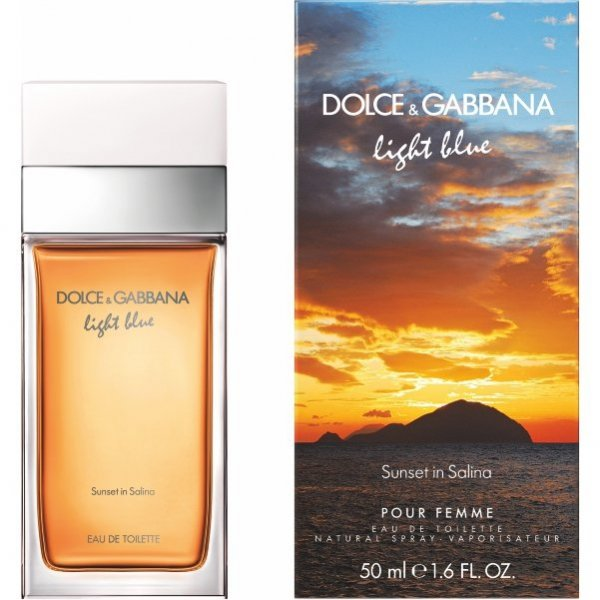 Dolce & Gabbana Light Blue Pour Femme Sunset in Salina EdT 50 ml