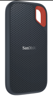 Sandisk SSD 250GB EXTREME PORTABLE 550MB/s