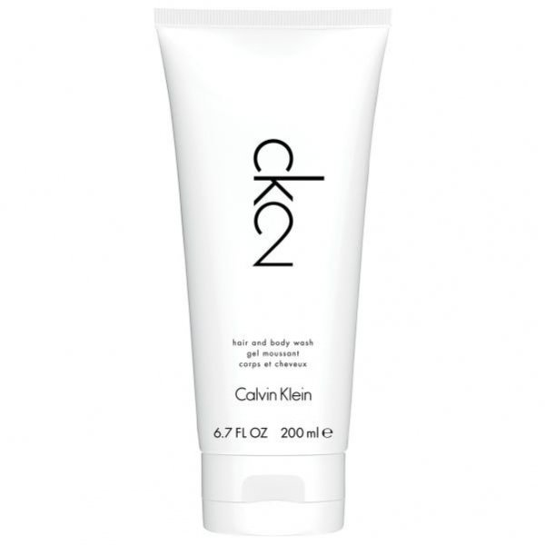 Calvin Klein CK2 Hari and Body Wash 200 ml