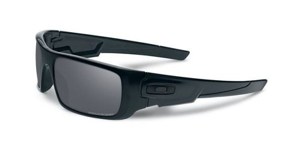 Oakley CRANKSHAFT Matte Black/Black Iridium Polarized OO9239-06
