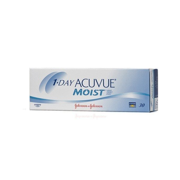 1-Day Acuvue Moist 30 szt. BC 8.5