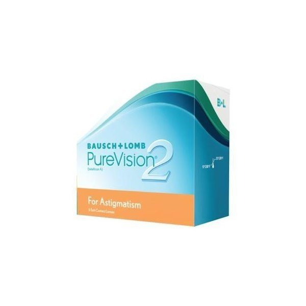 PureVision 2 For Astigmatism 6szt.