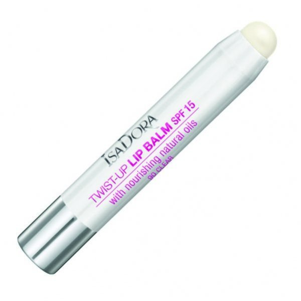 IsaDora Twist-Up Lip Balm SPF 15 ochronny balsam do ust