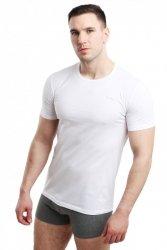 Koszulka męska Rneck biała Pierre Cardin WYSYŁKA 24H
