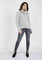 Sweter MKM Nicola SWE 103 Ecru