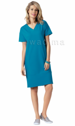 Sukienka Wadima Betty 10558 Turkusowa