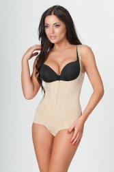Body korygujące Linea Fashion Extra Slim beige WYSYŁKA 24H