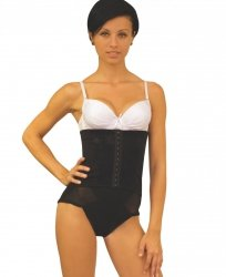 Figi korygujące Linea Fashion 508 black WYSYŁKA 24H