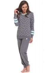 Piżama damska Dn-nightwear PM.9309