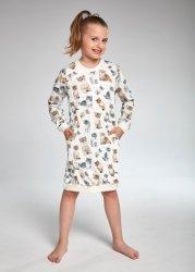 Koszula nocna Cornette Kids Girl 942/105 Lovely Cats 4 dł/r 86-128
