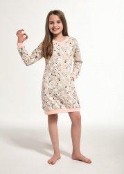 Koszula nocna Cornette Kids Girl 942/120 Polar Bear 3 dł/r 86-128