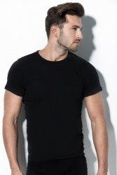 Koszulka męska MTP-001 czarny Rossli WYSYŁKA 24H