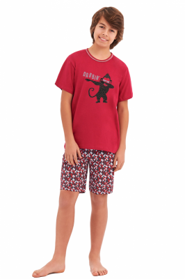 Piżama chłopięca Taro Damian 1111 146-158 L'20