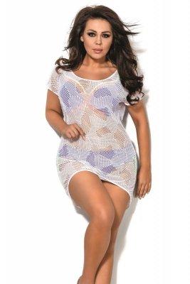 Sukienka plażowa Ava sp 1 plus