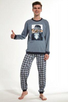 Piżama chłopięca Cornette  F&Y 967/33 tiger jeans