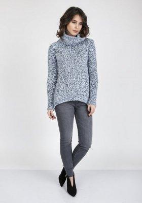 Sweter MKM Nicola SWE 103 Niebieski