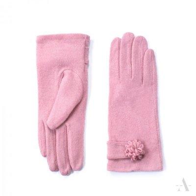 Rękawiczki Art of Polo Armidale Różowy