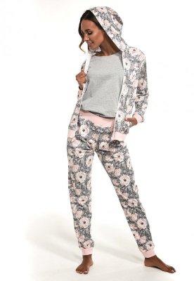 Piżama damska Cornette Megan 355/216 - 3 częściowa