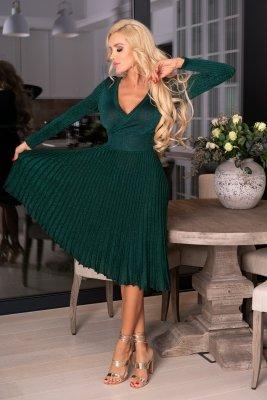 Sukienka Merribel Frojene Green