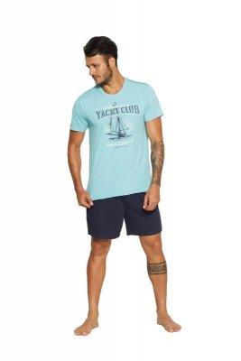 Piżama męska Henderson Relax 37845-06X