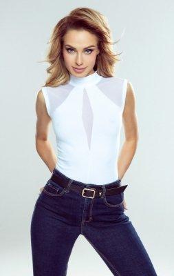 Bluzka damska Eldar Chanel Biała