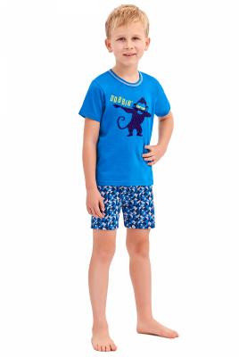 Piżama chłopięca Taro Damian 943 122-140 L'20