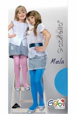 Rajstopy dziewczęce Gabriella 744 Mela
