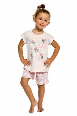 Piżama dziewczęca Cornette 359/70 Mouse