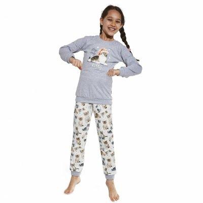 Piżama dziewczęca Cornette 377/135 Kitty