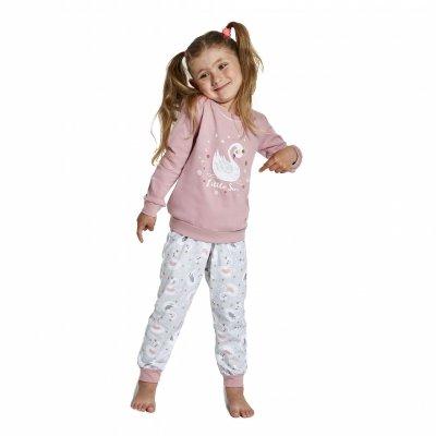 Piżama dziewczęca Cornette 387/123 Little Swan