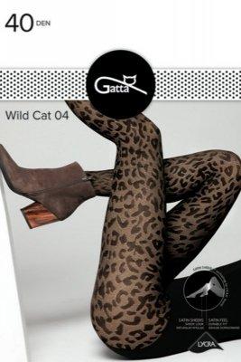 Rajstopy damskie Gatta Wild Cat 04