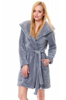 Szlafrok damski Dn-nightwear SSW.9571