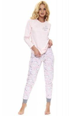 Piżama damska Dn-nightwear PM.9734