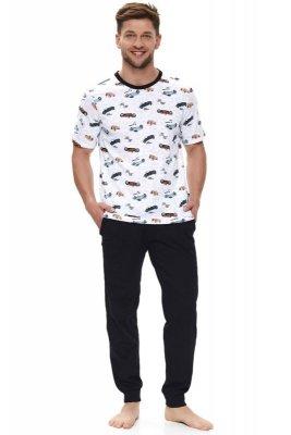 Piżama męska Dn-nightwear PMB.9760