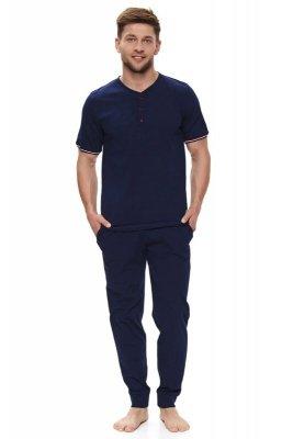 Piżama męska Dn-nightwear PMB.9763
