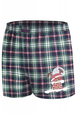 Szorty Cornette Merry Christmas Too fat 2