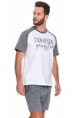 Piżama męska Dn-nightwear PMB.9953