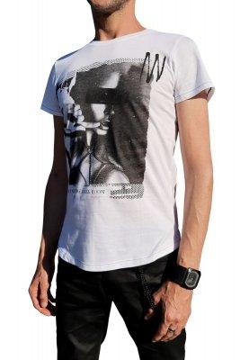 Koszulka męska TSHFW001 Demoniq
