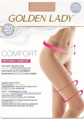 Rajstopy Golden Lady Comfort 20 den