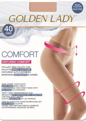 Rajstopy Golden Lady Comfort 40 den