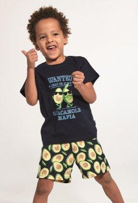 Piżama chłopięca Cornette Kids Boy 789/84 Avocado 2  86-128