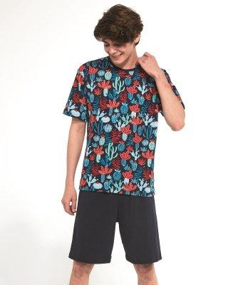 Piżama młodzieżowa Cornette F&Y Boy 265/33 Cactus 164-182
