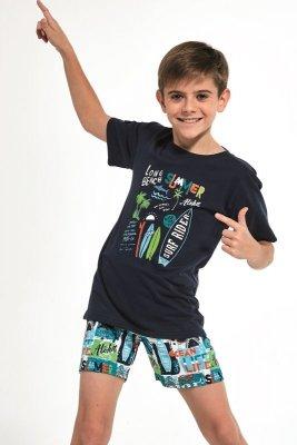 Piżama chłopieca Cornette Young Boy 790/85 Surfer 134-152