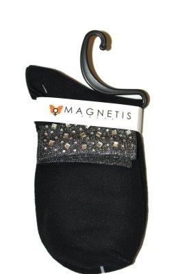Skarpety Magnetis 3003 ściągacz Lurex