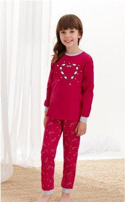 Piżama dziewczęca Taro Ada 433 92-116 Z'20