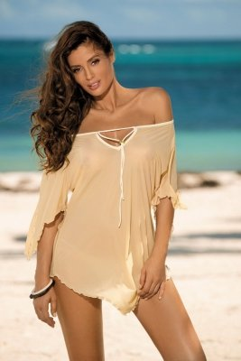 Marko Lily Nudo M-339 Tunika plażowa