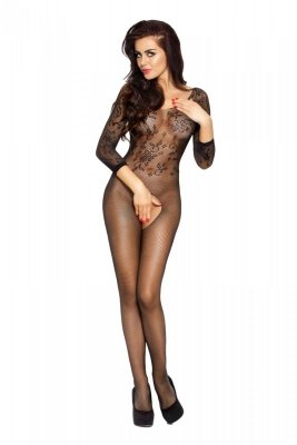 Bodystocking BS007 black Passion